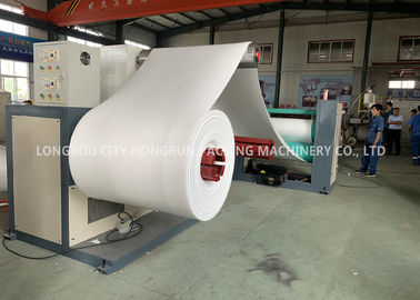 High Speed Take Away Lunch Box Making Machine / PS Foam Sheet Extruder