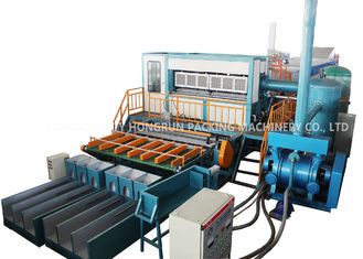 চীন 6000pcs/h Automatic Paper Pulp Molding Machine , Coal Egg Tray Making Machine সরবরাহকারী