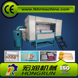 চীন 1000pcs/hr Semi-Automatic  egg tray making machine পরিবেশক